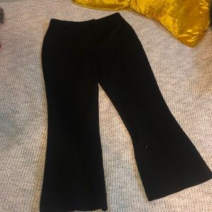 TOPSHOP - flare trousers